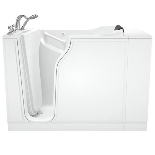 American Standard - Premium Series 30x52-inch Walk-In Tub with Air Spa System  American Standard - White