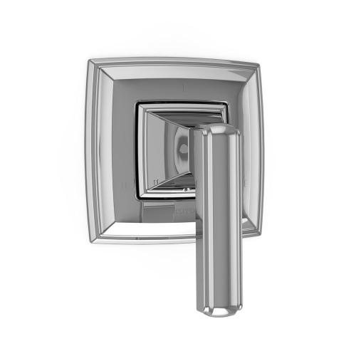 Connelly™ Three-Way Diverter Trim with Off - Polished Chrome Finish