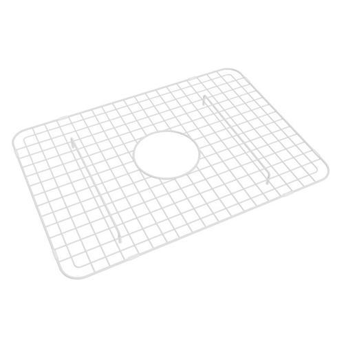 White Wire Sink Grid For RC2418 Kitchen Sink
