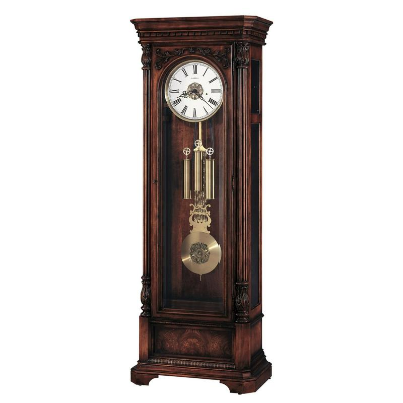 Howard Miller Trieste Wooden Floor Clock 611009
