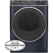 7.8 cu. ft. Capacity Smart Front Load Gas Dryer with Steam and Sanitize Cycle