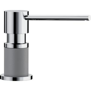 Lato Soap Dispenser - Metallic Gray