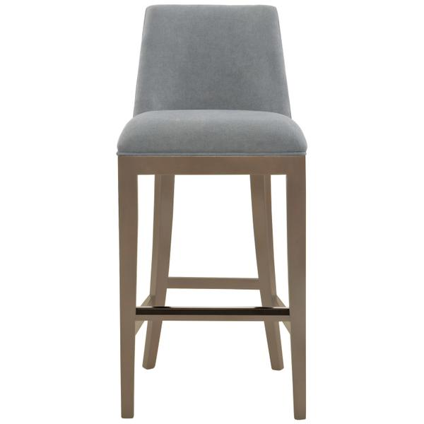 Bailey Bar Stool in Smoke