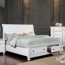 See Details - Queen-Size Castor Bed