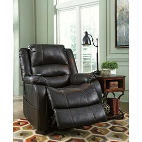 Yandel Power Lift Recliner Black