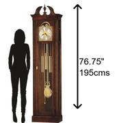 Howard Miller Chateau Grandfather Clock 610520 Product Image