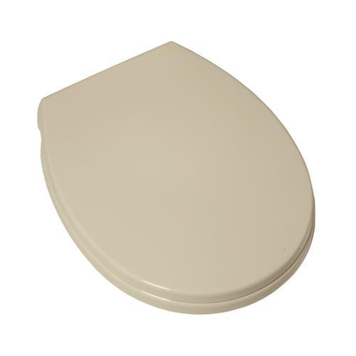 Product Image - Luxury Slow Close Round Front Toilet Seat - Bone
