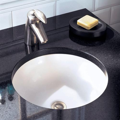 Orbit Undercounter Bathroom Sink  American Standard - White