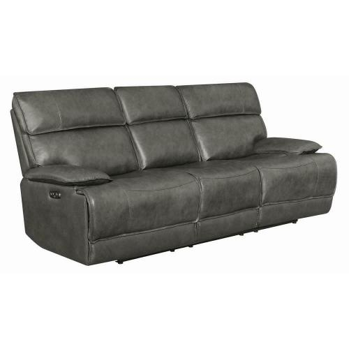 Stanford Power Sofa and Love seat