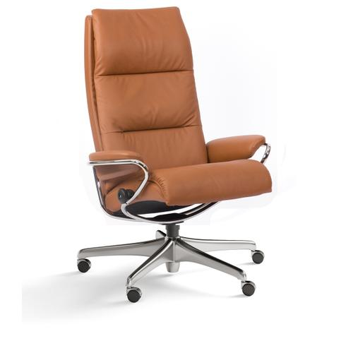 Stressless Tokyo High Back Star Base Office Chair