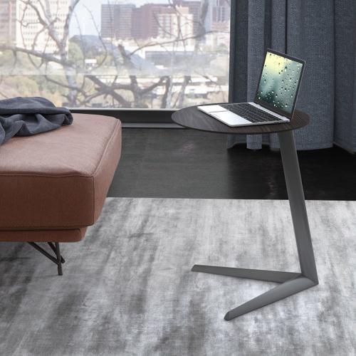 Laptop C Table in Drift Oak
