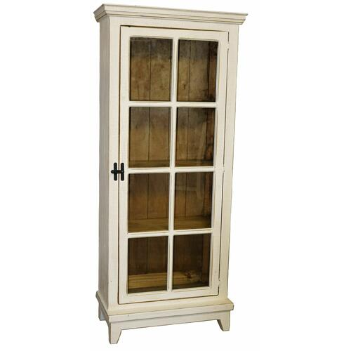 Million Dollar Rustic - Ww Single Door Cabinet