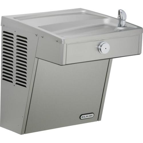 Product Image - Elkay Cooler Wall Mount ADA Vandal-Resistant Non-Filtered, Non-Refrigerated Stainless