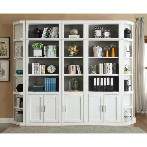 See Details - CATALINA 5 Piece Library Wall