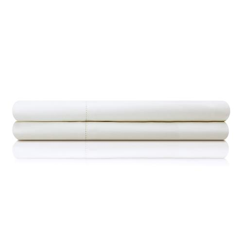 Italian Artisan Sheet Set King Pillowcase Ivory