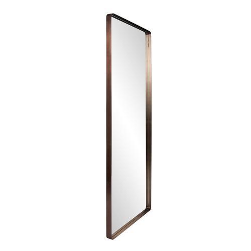 Howard Elliott - Steele Brass Oversize Mirror