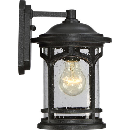 Quoizel - Marblehead Outdoor Lantern in Mystic Black