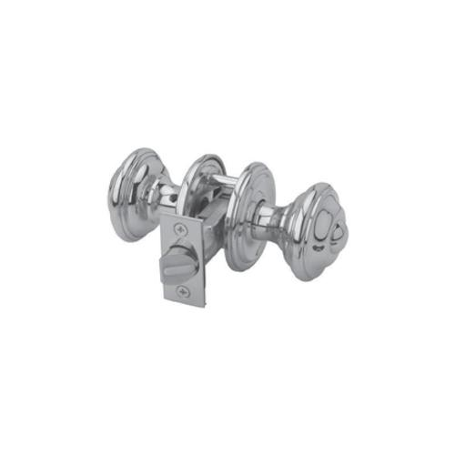 TRADITIONAL Door Knob 5020 - French Brass