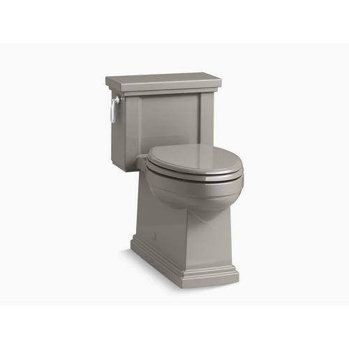 Cashmere One-piece Compact Elongated 1.28 Gpf Chair Height Toilet With Quiet-close Seat