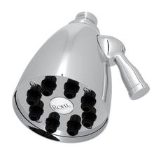 Polished Chrome 8-Jet Calliano Adjustable Showerhead