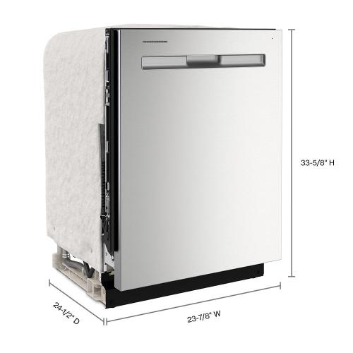 Gallery - Top control dishwasher with Dual Power Filtration