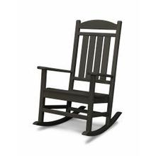 View Product - Presidential Rocking Chair in Black