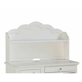 ACME Cecilie Computer Hutch, White - 30328