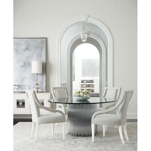 "Calista Round Dining Table (60"")"