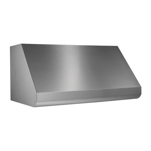 "42"" 1200 CFM Internal Blower Stainless Steel Range Hood"