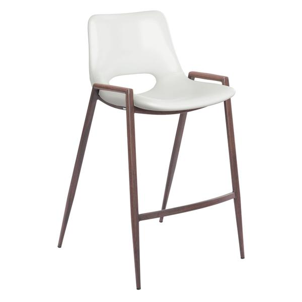 See Details - Desi Counter Chair White