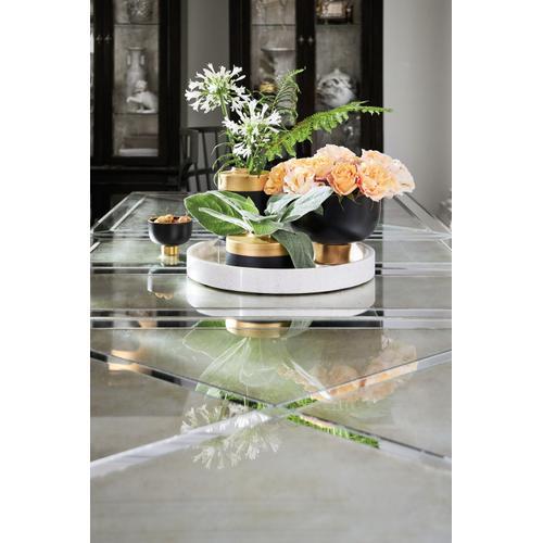 Hooker Furniture - Sanctuary Sante Rectangular Dining w/2-18in leaves