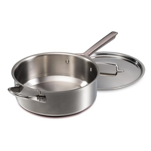 6 Quart Deep Sauté Pan with Lid