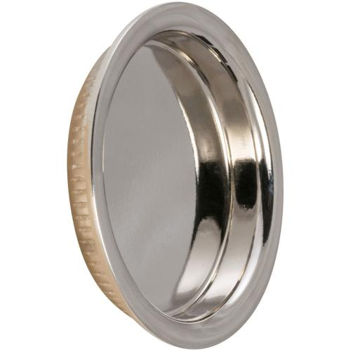 Product Image - Cup Pull in (US14 Polished Nickel Plated, Lacquered)
