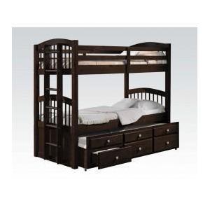Acme Furniture Inc - Micah T/t Bunkbed , Trun
