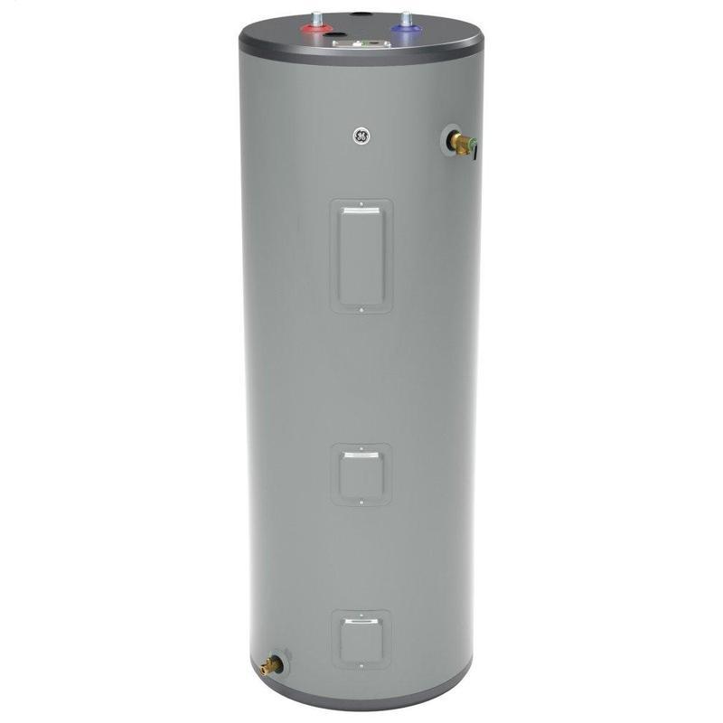 GE® 50 Gallon Tall Electric Water Heater