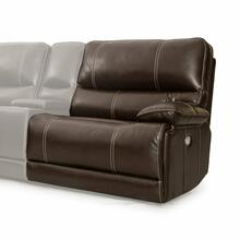 View Product - SHELBY - CABRERA COCOA Power Right Arm Facing Recliner