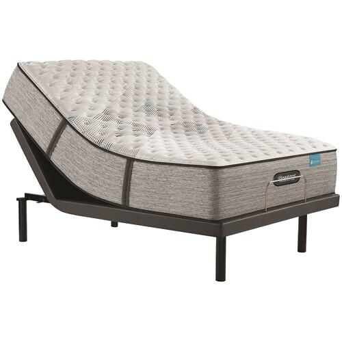Beautyrest - Harmony Lux - Carbon Series - Extra Firm - Split King