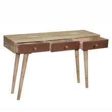Sofa/Console Table - Copper Mango Finish