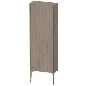 Semi-tall Cabinet Floorstanding, Pine Silver (decor)