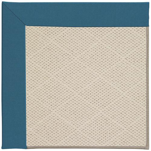 Creative Concepts-White Wicker Spectrum Peacock Machine Tufted Rugs