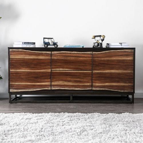 Furniture of America - Fulton Media Chest