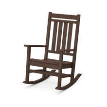 View Product - Estate Rocking Chair in Mahogany