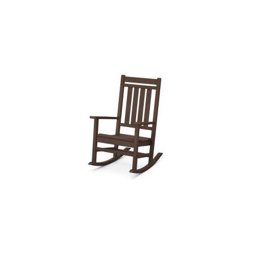 Polywood Furnishings - Estate Rocking Chair in Mahogany