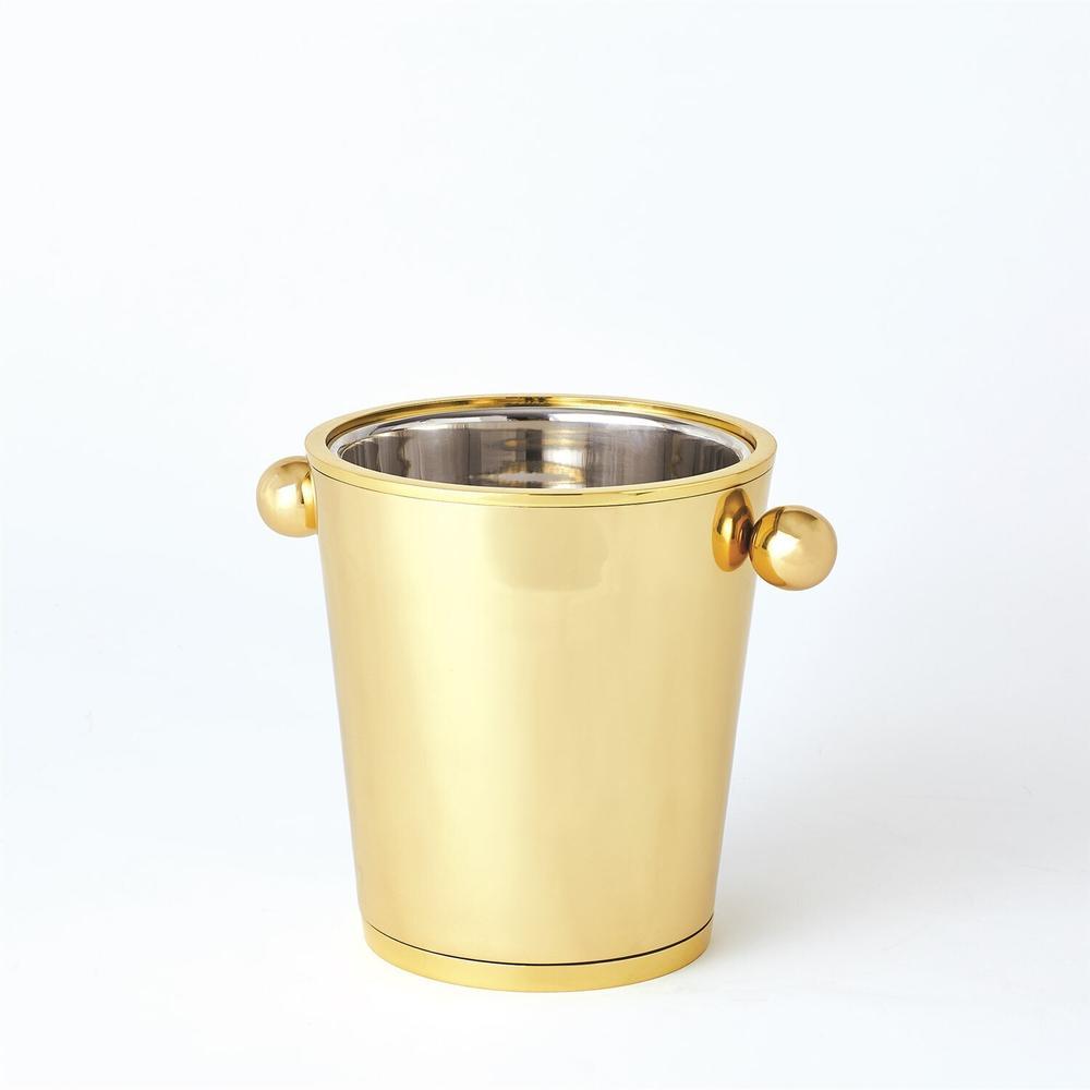 See Details - Margot Champagne Bucket-Brass