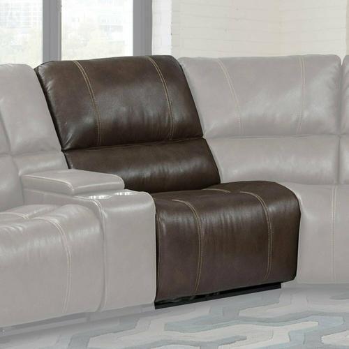 POTTER - WALNUT Armless Chair