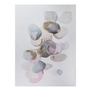River Pebbles Wall Decor