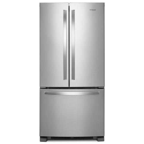 Product Image - 33-inch Wide French Door Refrigerator - 22 cu. ft.