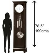 Howard Miller Urban Floor II Grandfather Clock 610866 Product Image