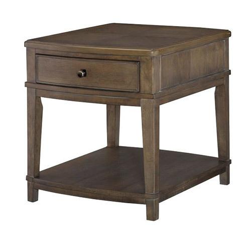 Park Studio Rectangular End Table-KD