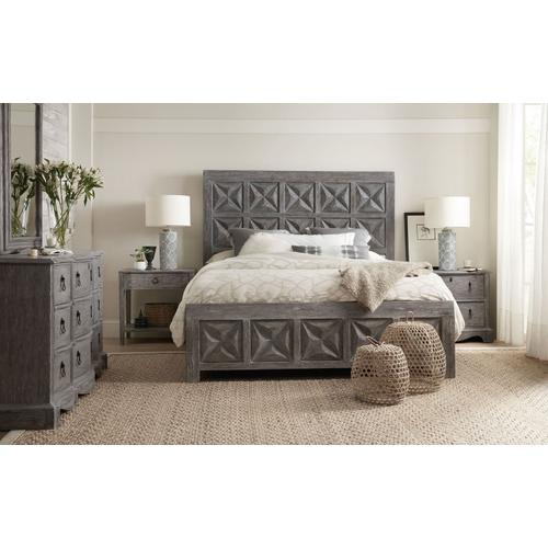 Bedroom Beaumont Cal King Panel Bed